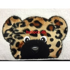 Bear Head Applique  (Broderifil)